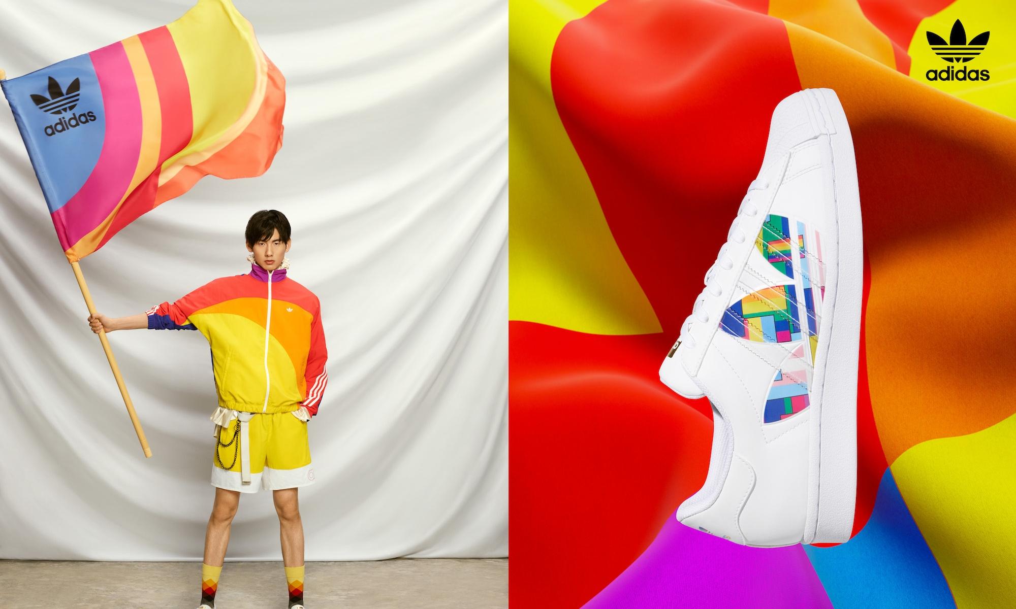 adidas Originals 2020 Pride Month 系列即将发售