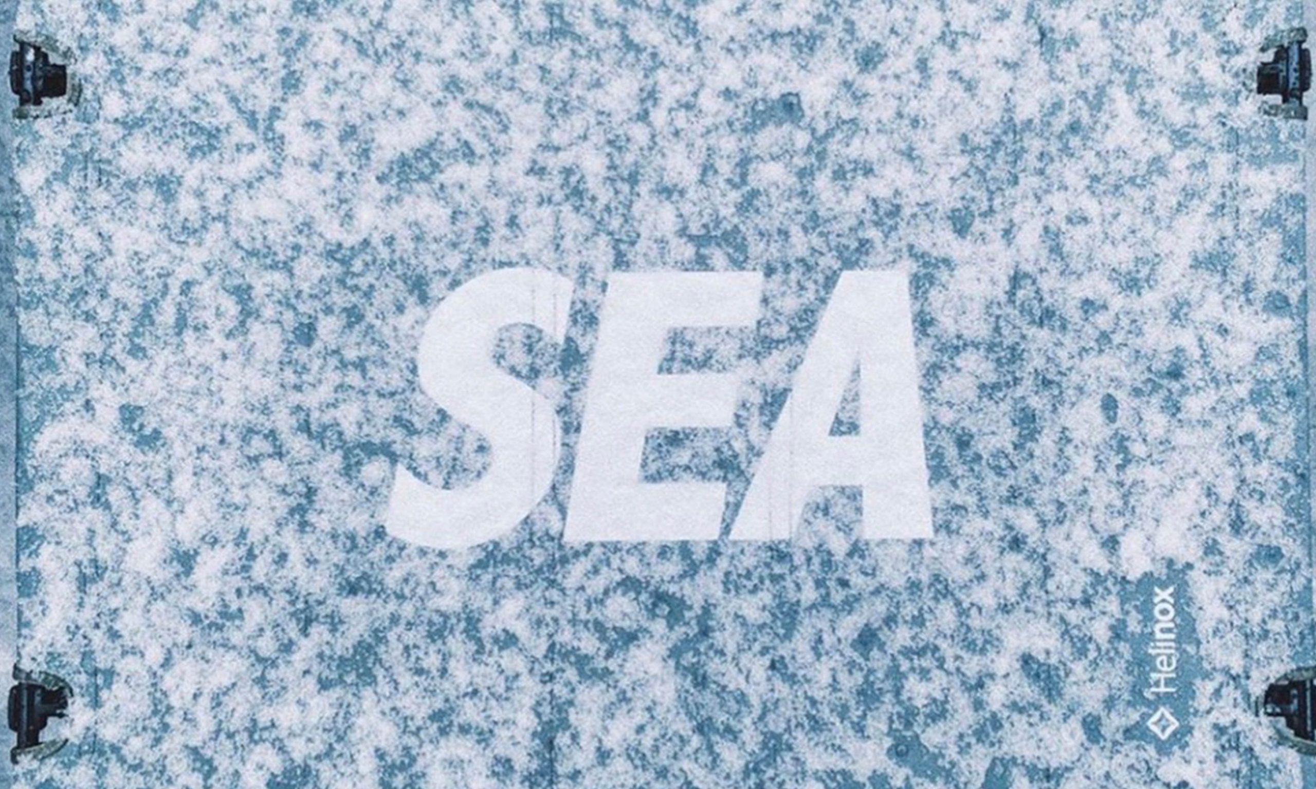 Helinox × WIND AND SEA 合作系列曝光