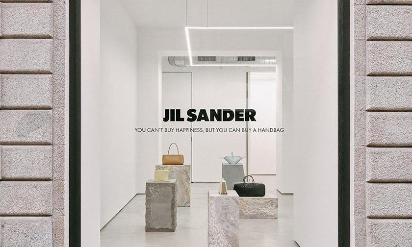 添加串珠细节,Jil Sander 释出新季包袋