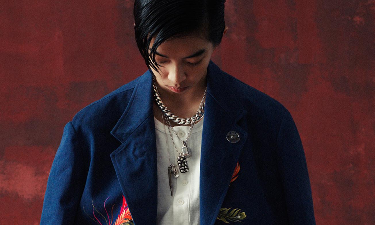Yohji Yamamoto 旗下「REPLICA」系列带回品牌 1996 春夏标志设计