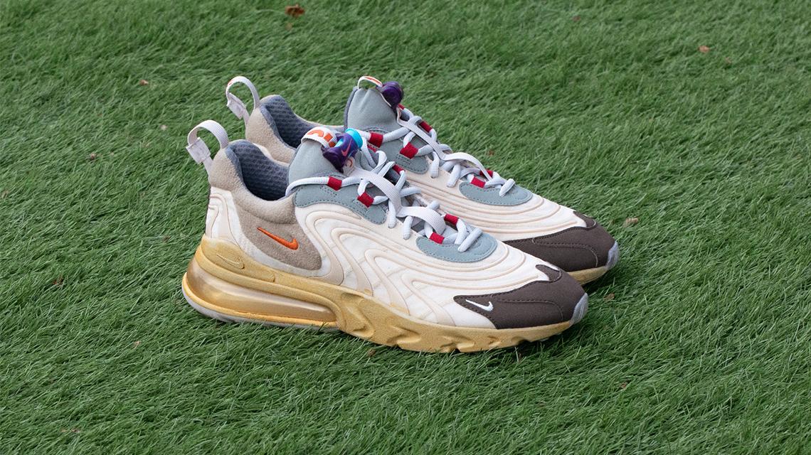 球鞋、衣服和网站一起开箱,看看 Travis Scott 与 Nike 最新合作…