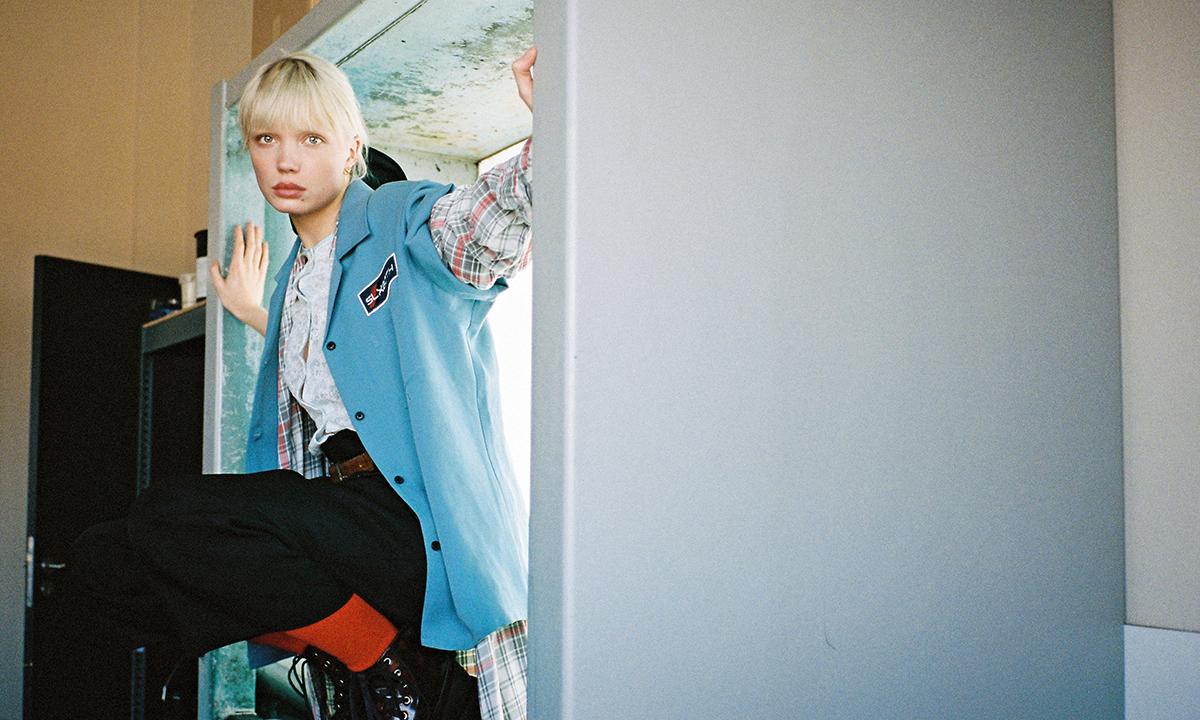 both 携手加州成衣品牌 Second Layer 发布全新胶囊系列