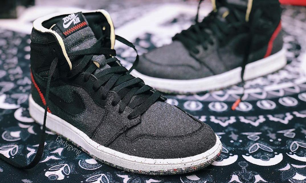 Air Jordan I Zoom 新配色实物曝光