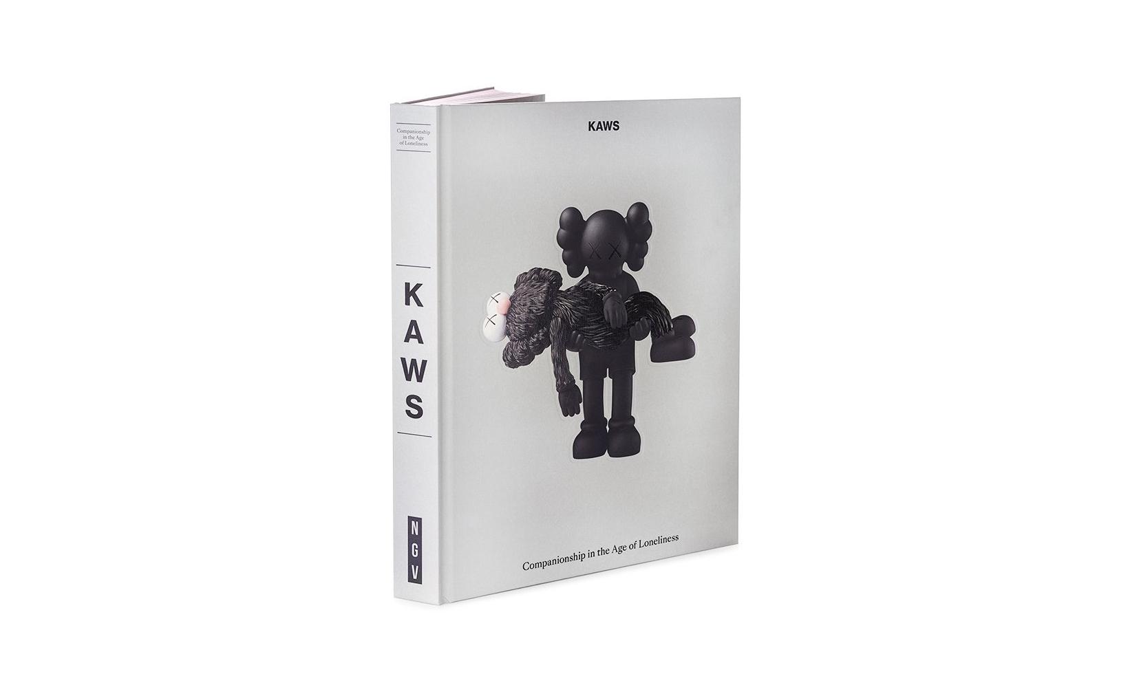 KAWS 新书上架个人官方网站
