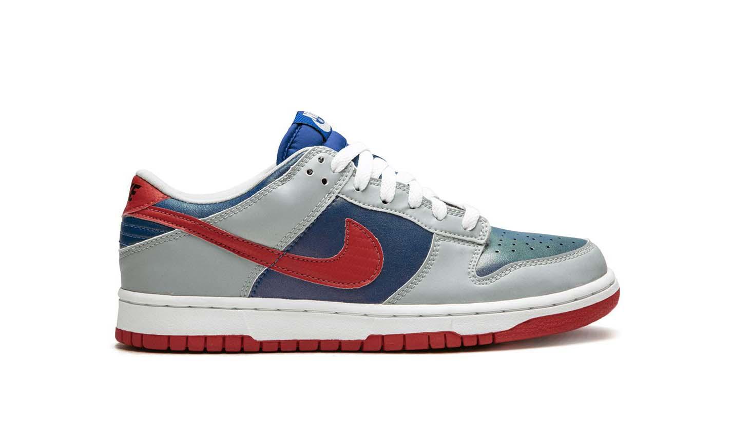 Nike Dunk Low「Samba」将于今夏迎来复刻