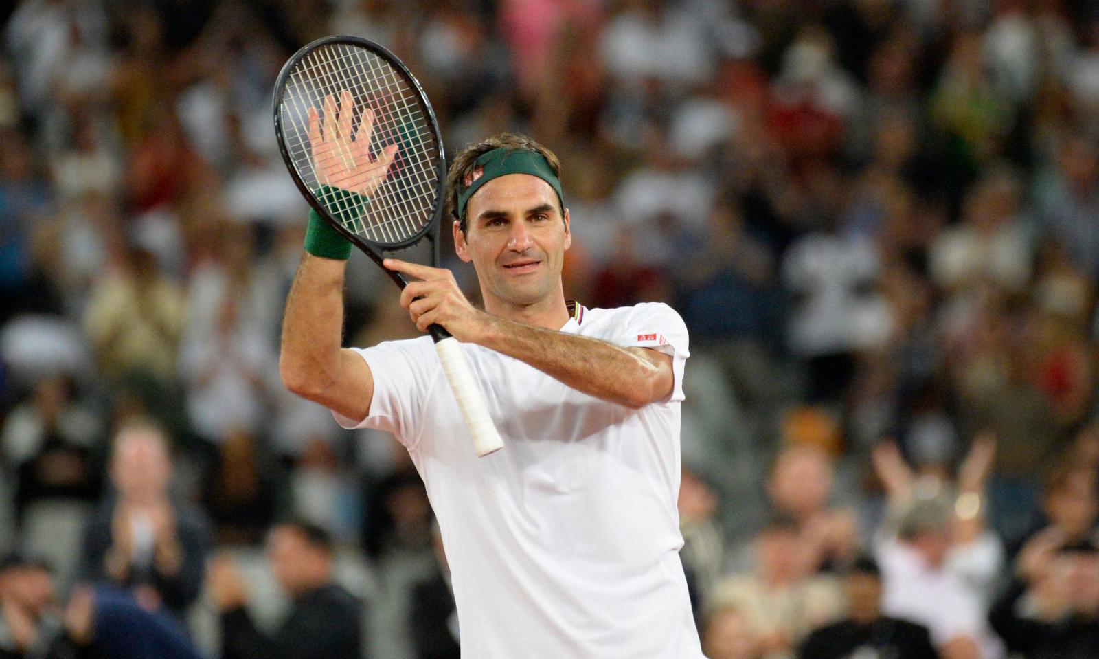 费德勒成历史首位登上福布斯运动员收入榜首的网球选手