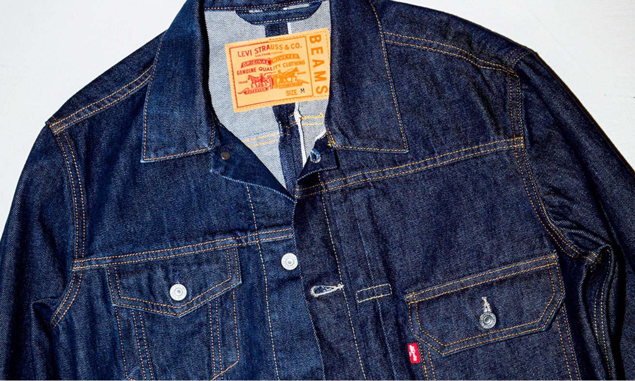 Levi's x BEAMS 联手呈现「HALF&HALF COLLECTION」
