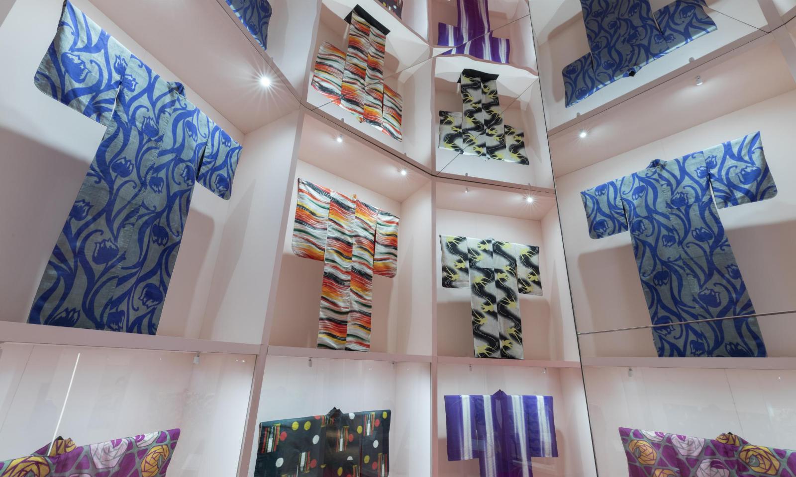 英国 V&A 博物馆将于线上带来日本和服历史展览