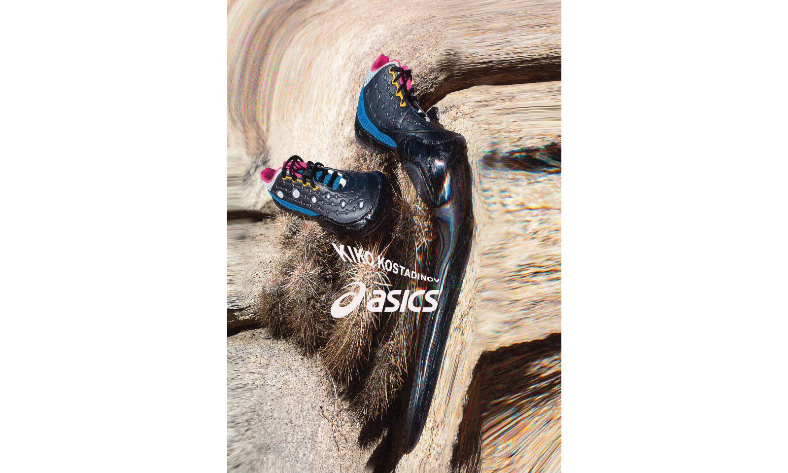 KIKO KOSTADINOV x ASICS 发布第二代女性专属鞋履 GESSIRIT™
