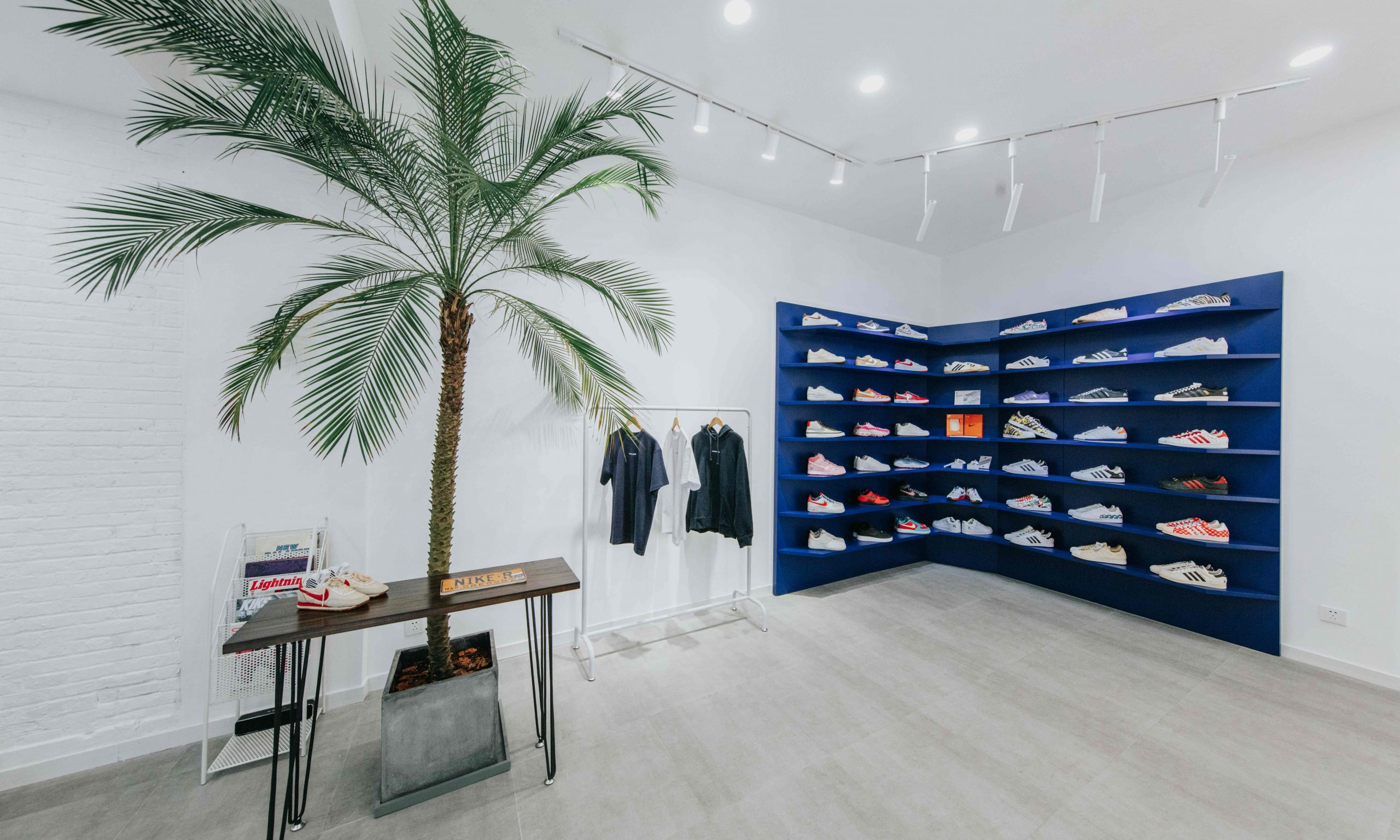 「天台鞋店」Inventory Pool 全新门店正式开幕