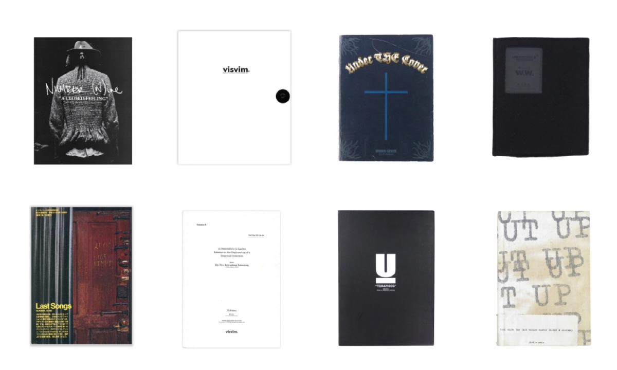 今天来看看这些珍稀的「品牌宝藏刊物」