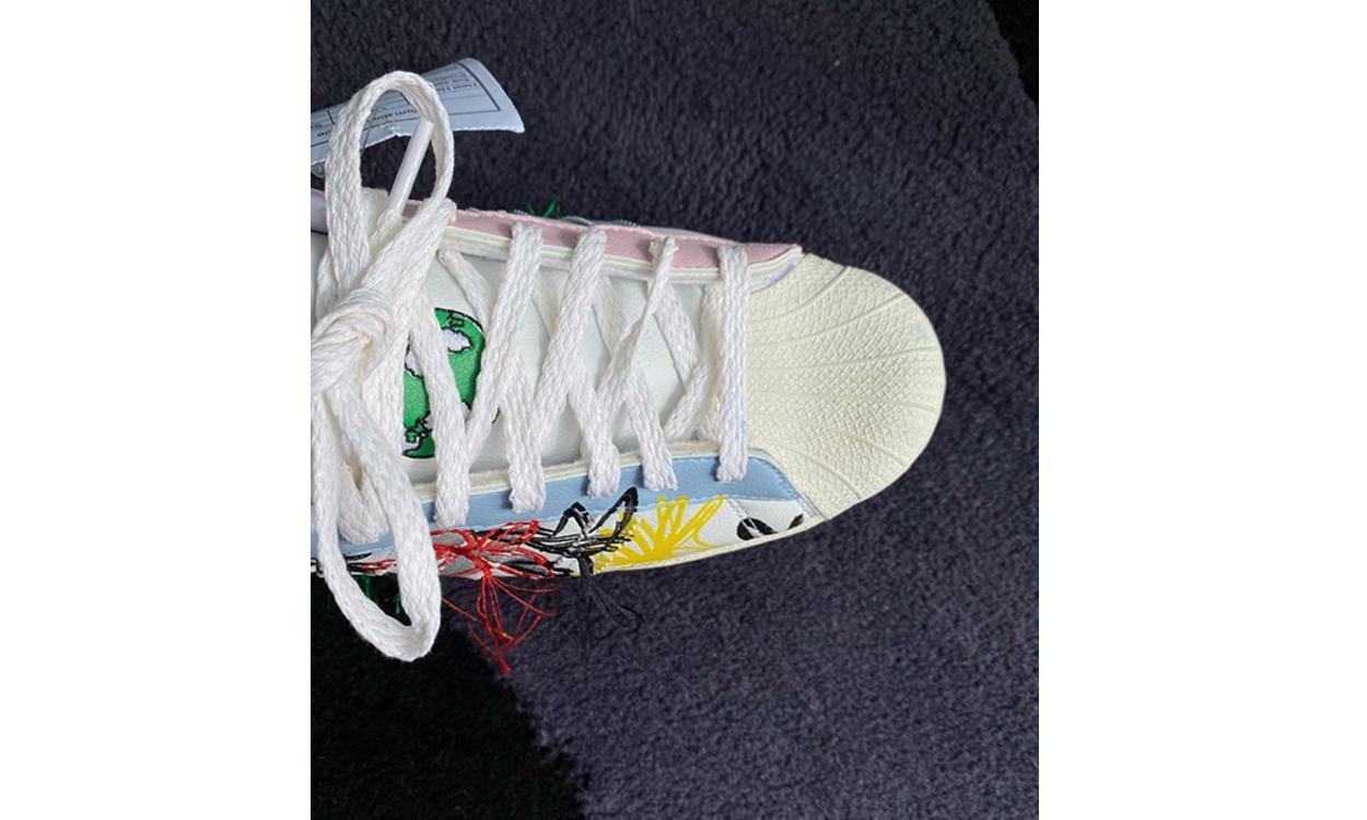 Sean Wotherspoon x adidas Originals Superstar 更多细节曝光