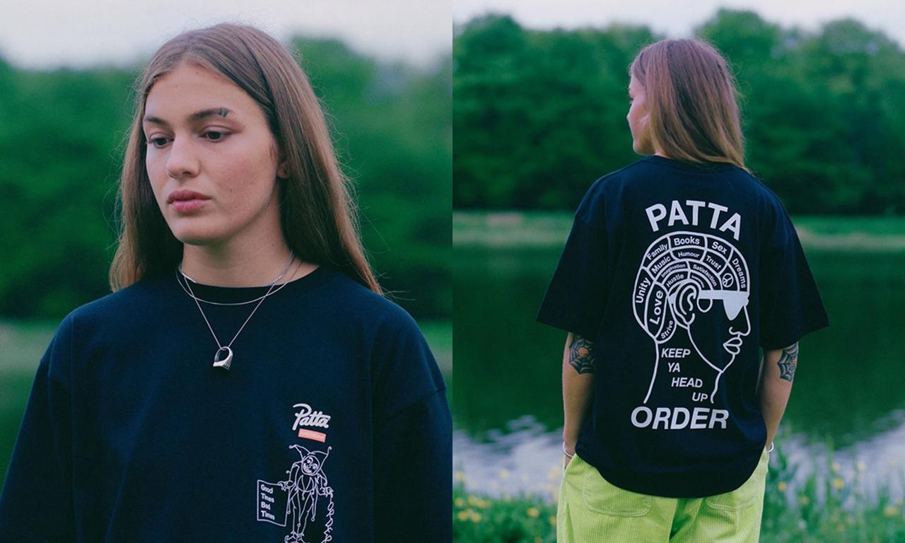 Order x Patta 全新合作胶囊系列即将登场