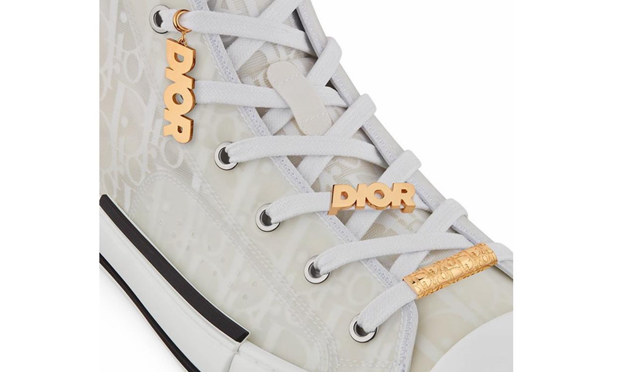 抢先预览 Dior 全新鞋带扣小物设计