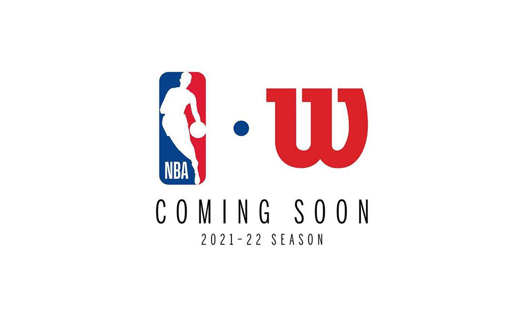 结束与斯伯丁合作,NBA 将选用威尔逊作为官方用球