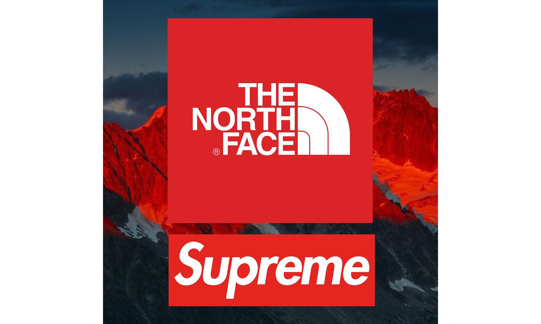 THE NORTH FACE x Supreme 新辑联名即将释出