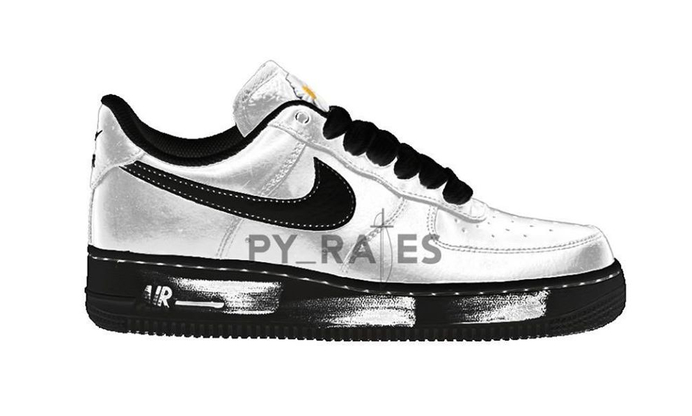 PEACEMINUSONE x Nike 全新联名 Air Force 1 年内释出