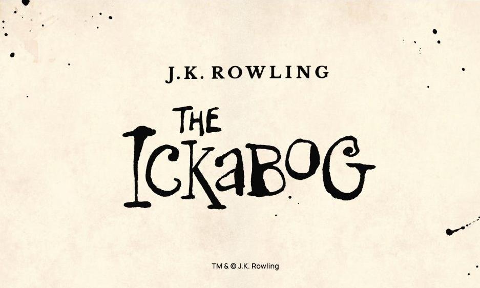 J.K.罗琳将在线上免费出版全新童书《The Ickabog》