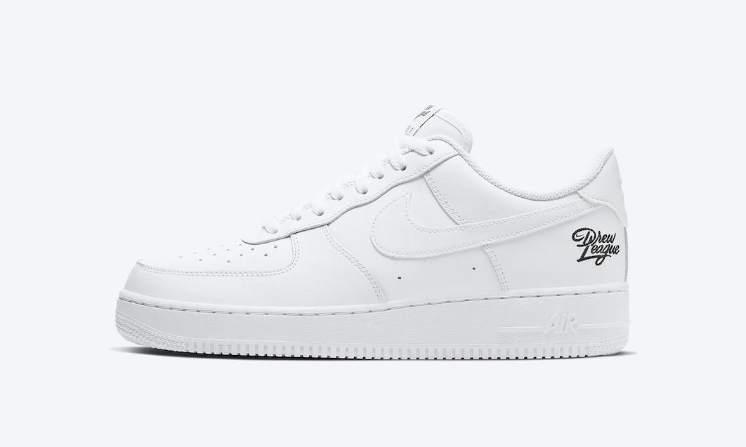 夏日新选,Drew League x Nike Air Force 1 发售日期确定