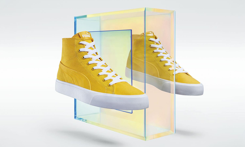 刘雯演绎,PUMA 2020 BARI 鞋款亮相