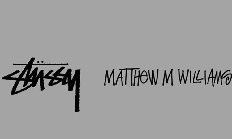 再度合作,Matthew M Williams x Stüssy 全新牛仔系列释出