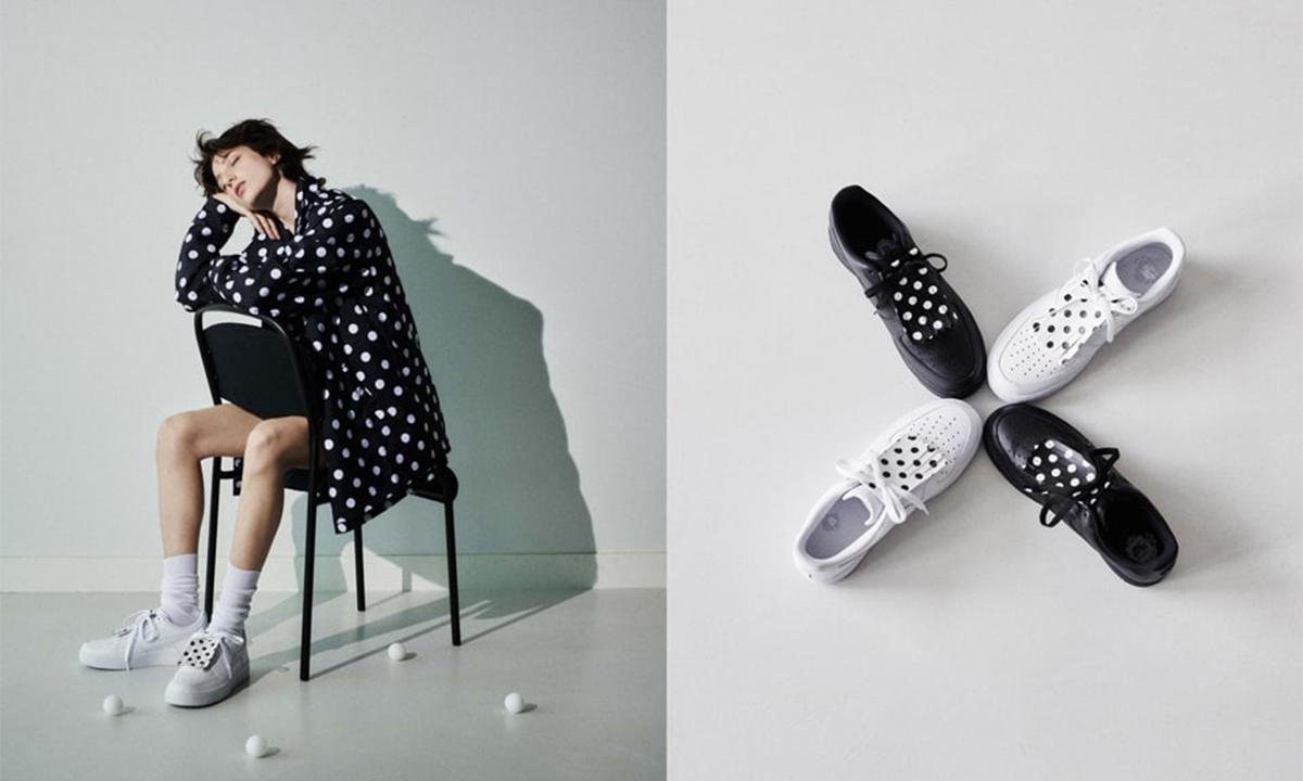 「日本限定」,BEAMS x Nike 波点套装即将市售