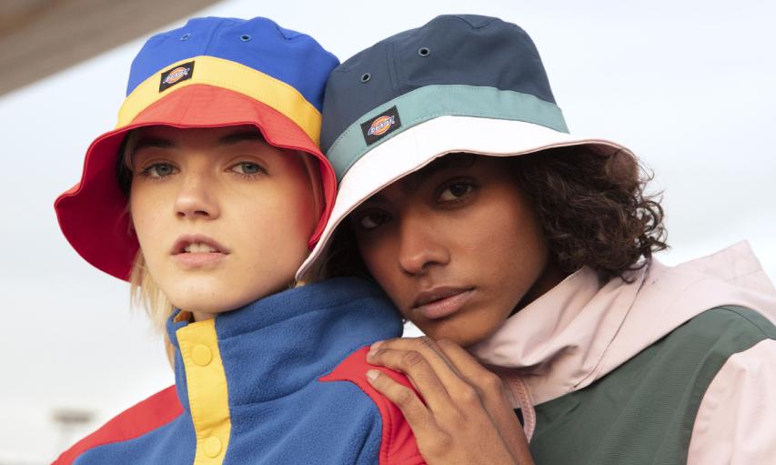 现代感与复古风,Dickies 推出全新 2020 春夏「Color Block」系列