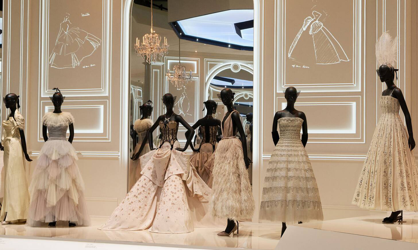 「Christian Dior, Designer of Dreams」展览将来到上海举办