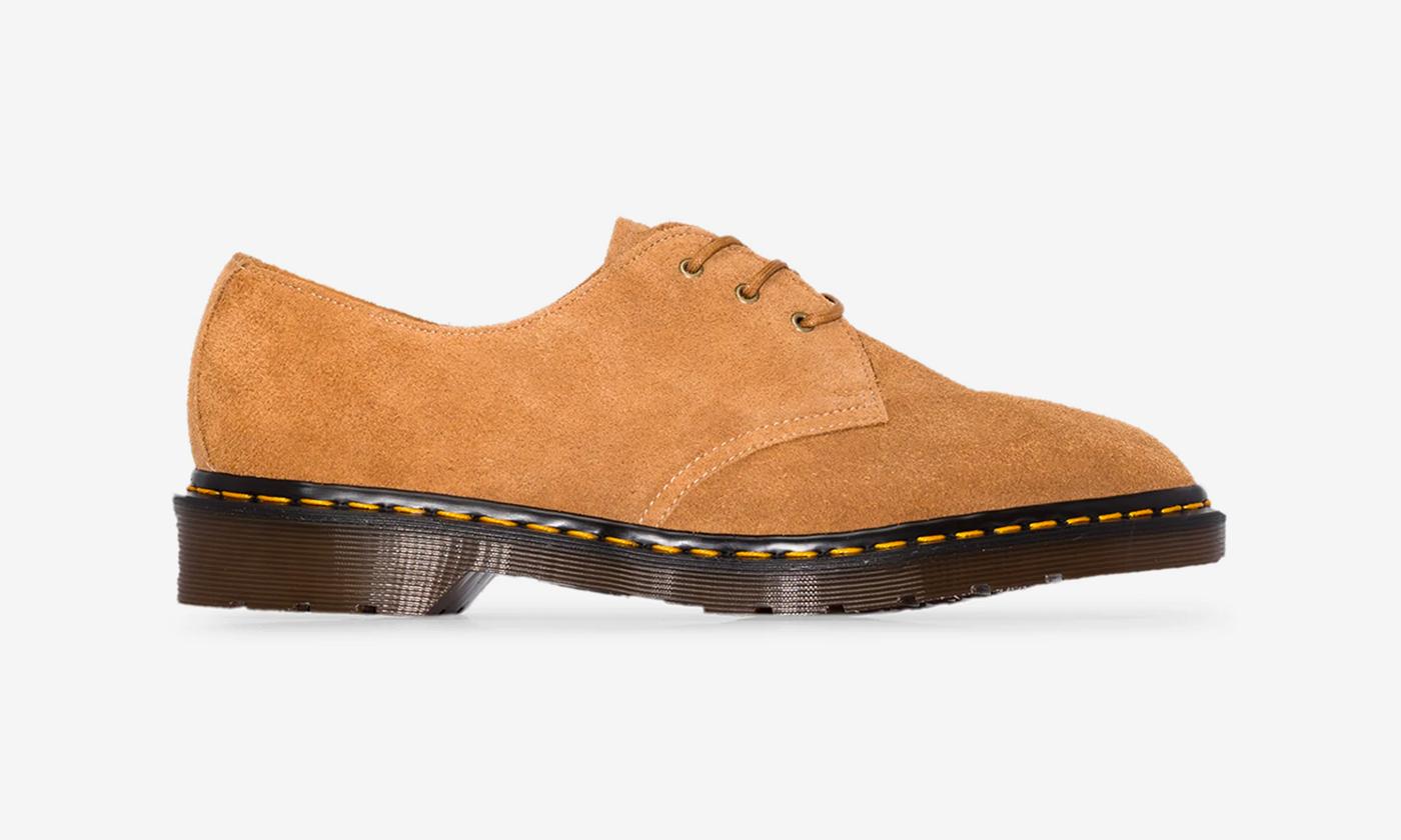 以英国摇滚乐队为灵感,Dr. Martens 推出全新鞋履系列