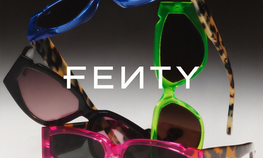 FENTY 发布全新 2020 春夏太阳眼镜系列
