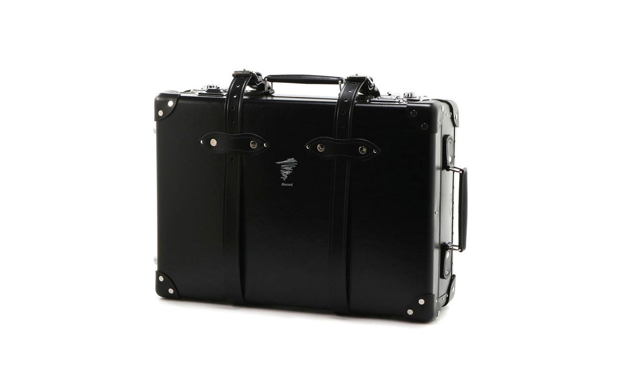 庆新店开业,Globe-Trotter 携手 Yohji Yamamoto 打造限量行李箱