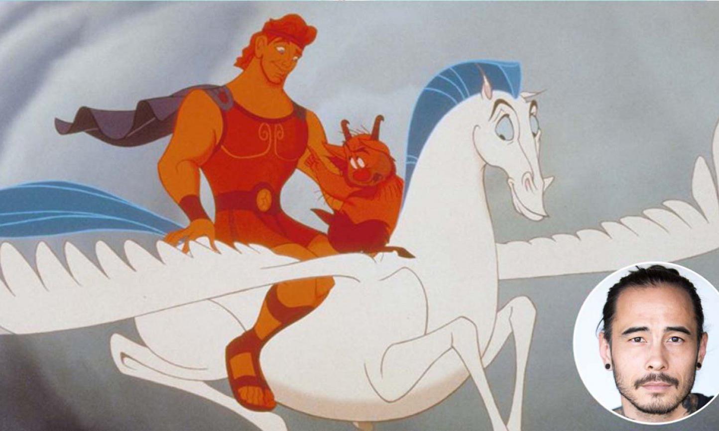 迪士尼计划将动画《大力士》改编成真人电影