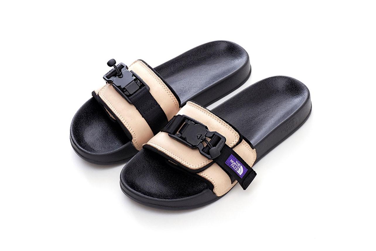 THE NORTH FACE PURPLE LABEL 发布新款拖鞋系列