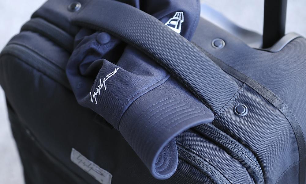 Yohji Yamamoto x New Era 联名旅行套装即将发布