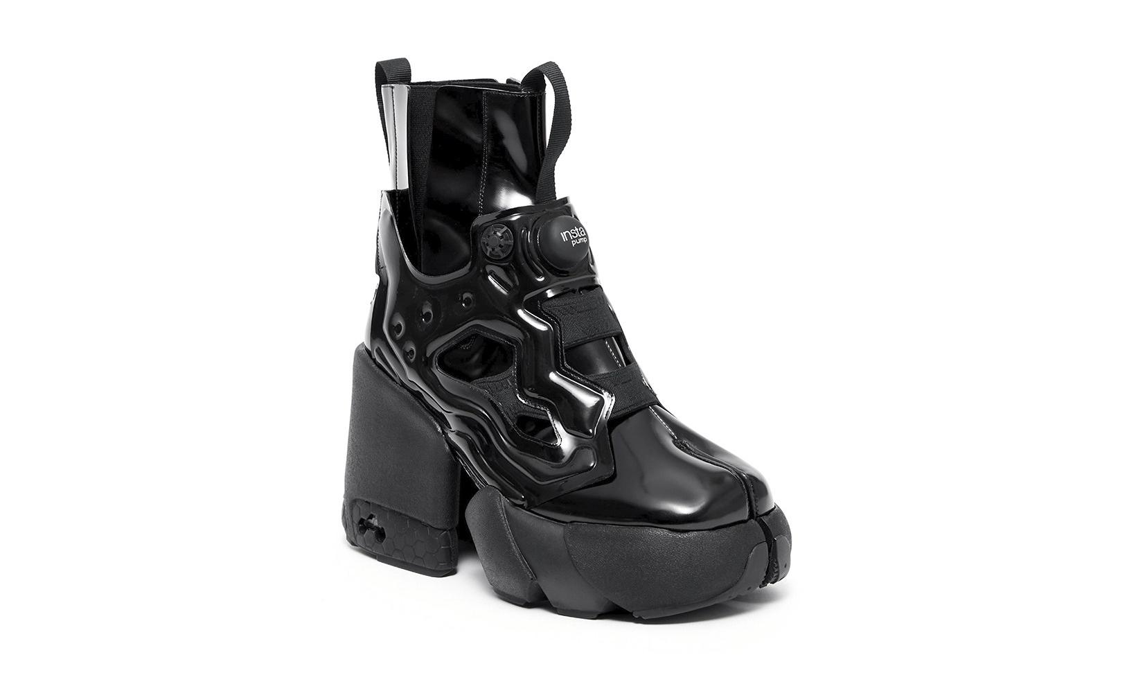 完整系列正式曝光,Maison Margiela x Reebok 分趾靴将于 9 月开售