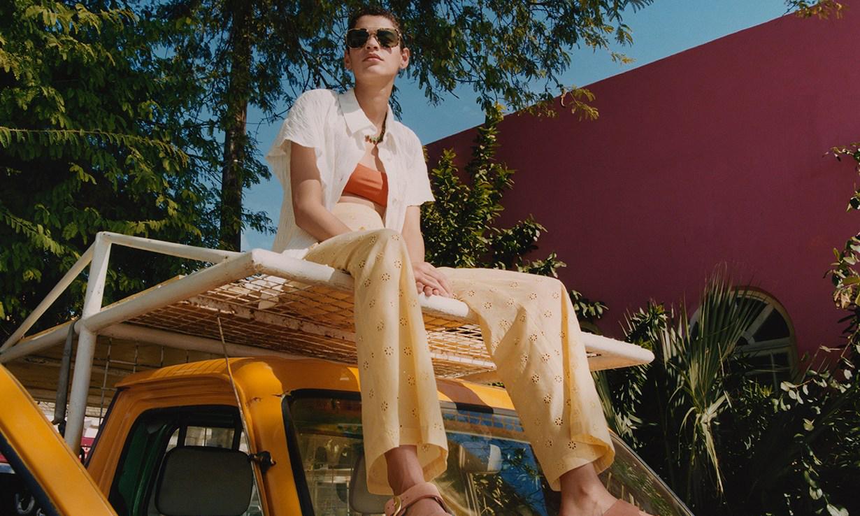 携手 39 个品牌,Net-a-Porter 推出 2020 盛夏系列