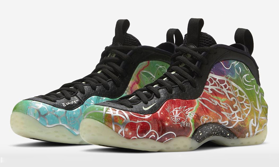 Nike Air Foamposite One「北京」惊喜亮相
