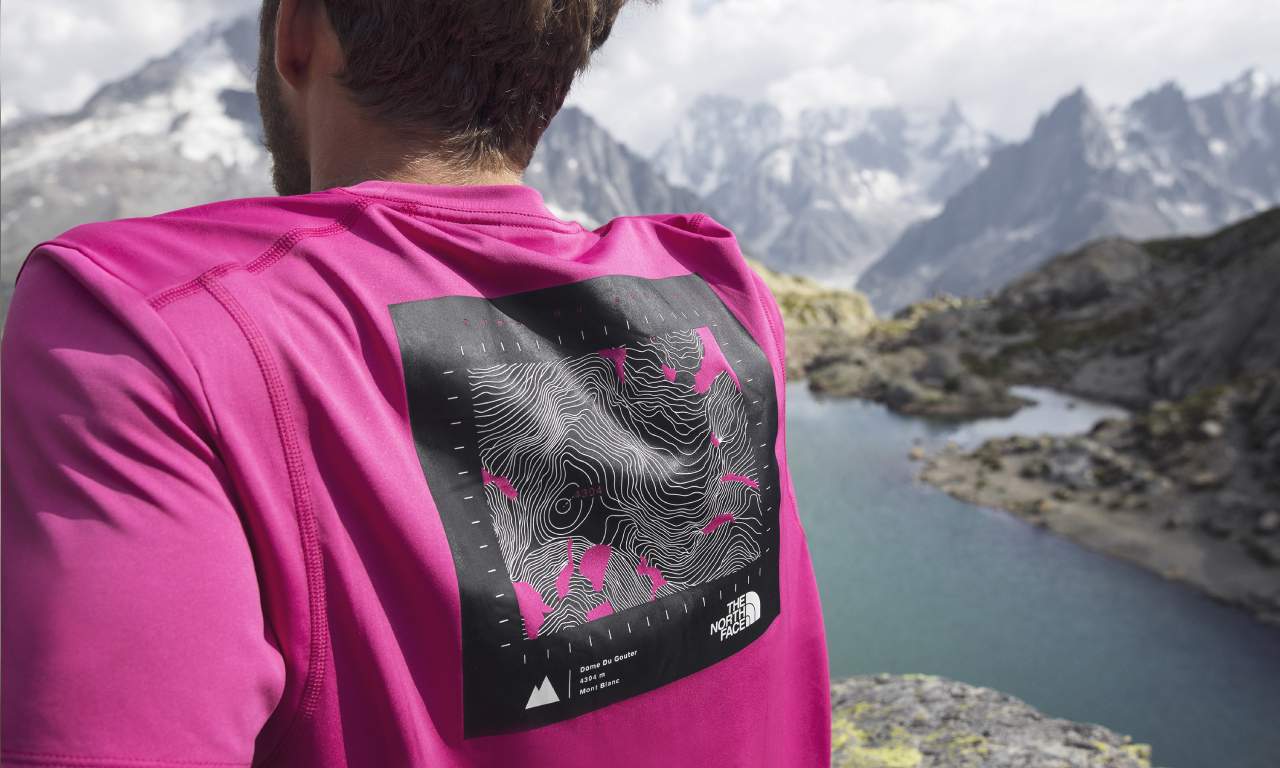 THE NORTH FACE 发布 2020 春夏全新 「Glacier Pack」系列