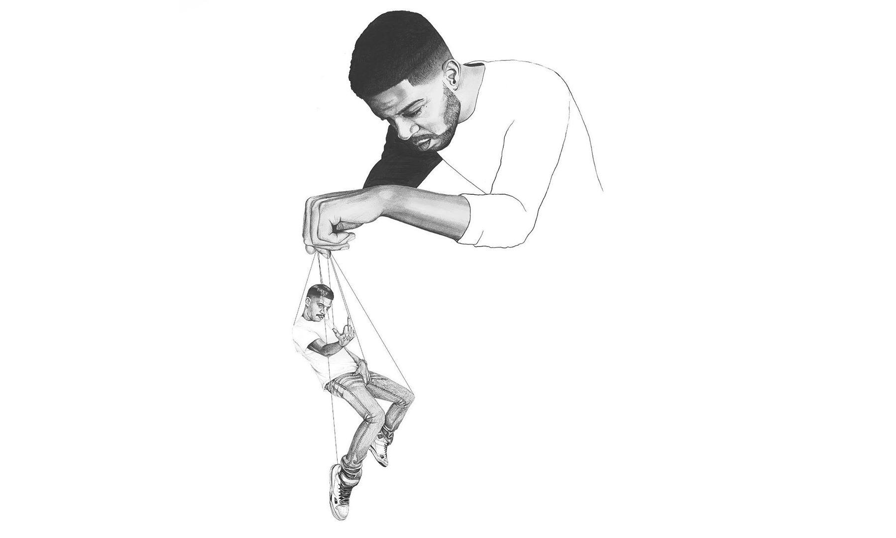 Virgil Abloh 为 Kid Cudi 新单曲设计封面艺术