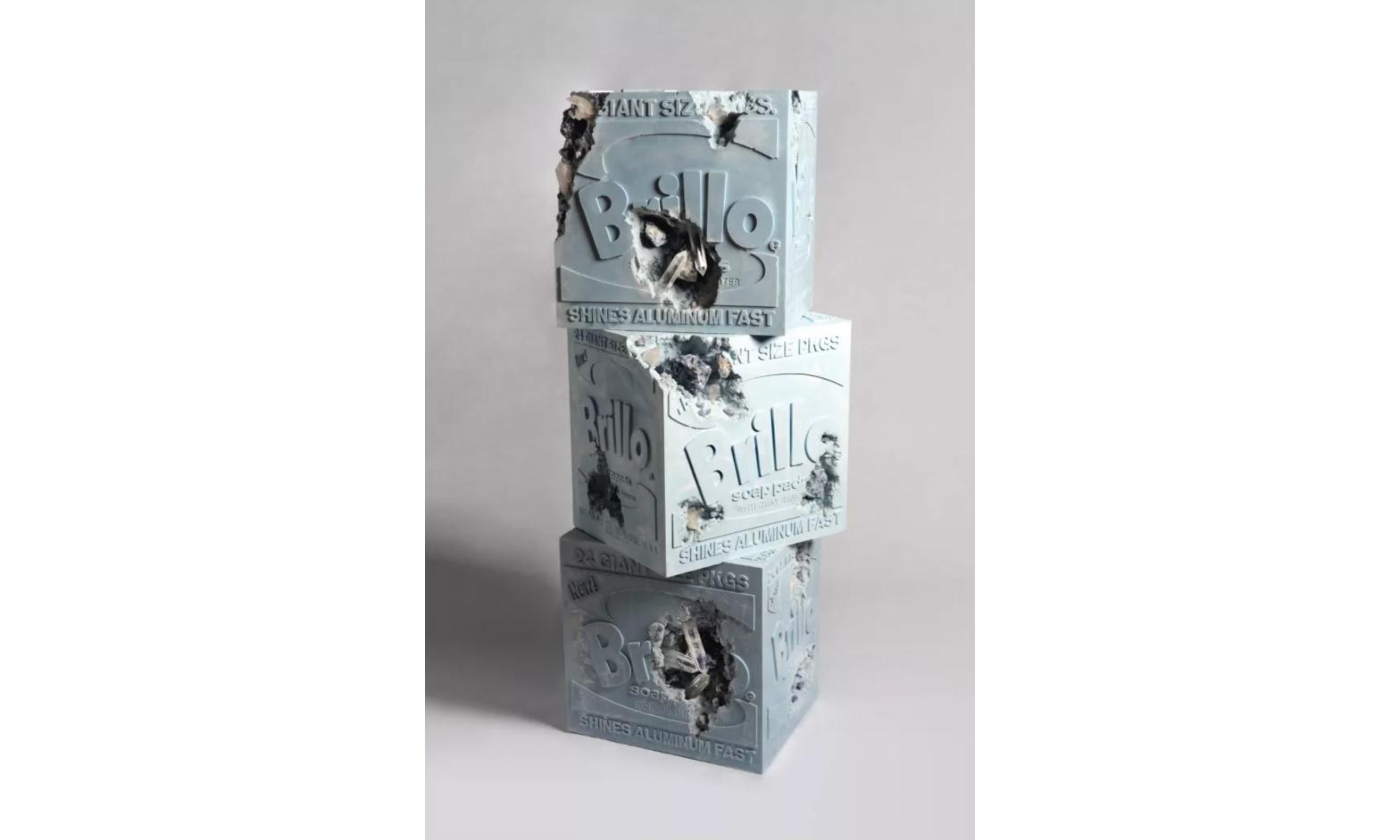 Daniel Arsham 艺术平台 Archive Editions 带来新品发售预告