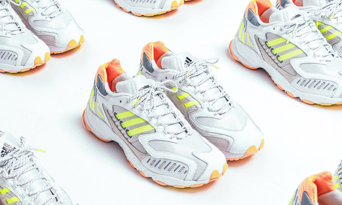 Solebox x adidas Originals Torsion TRDC「Scallop」释出