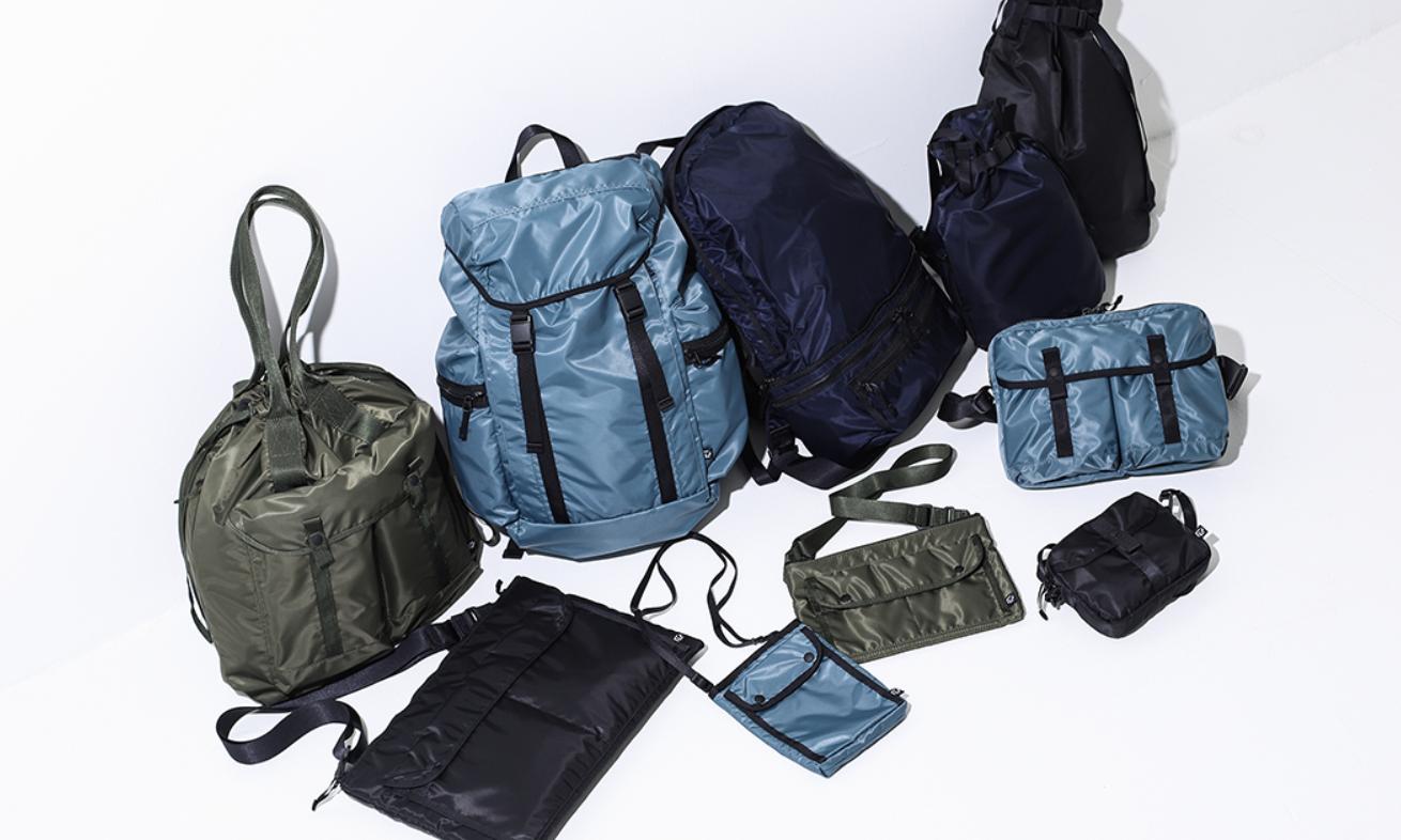 东京包袋品牌 RAMIDUS「RECCE」系列新品正式上架