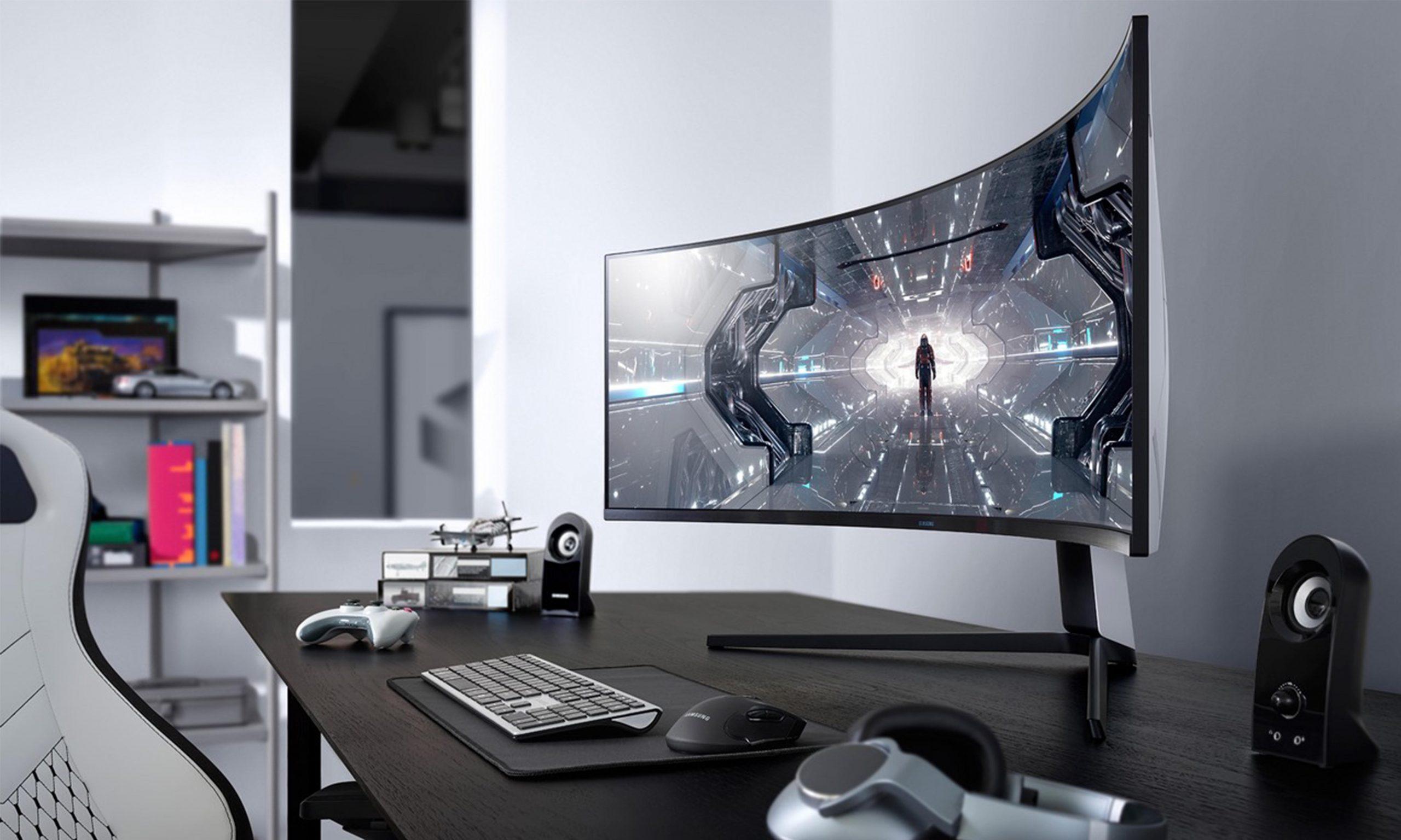 三星 Odyssey G9 游戏显示器开放预定