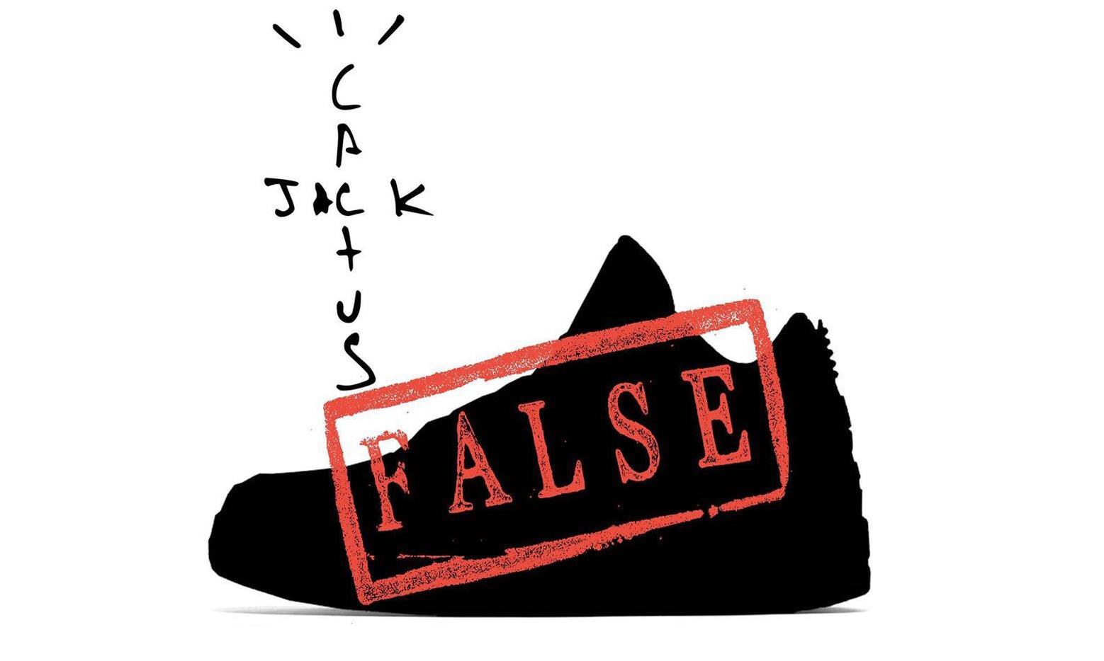 剧情反转,据称 Nike 确认 Travis Scott x Air Jordan III 为假消息