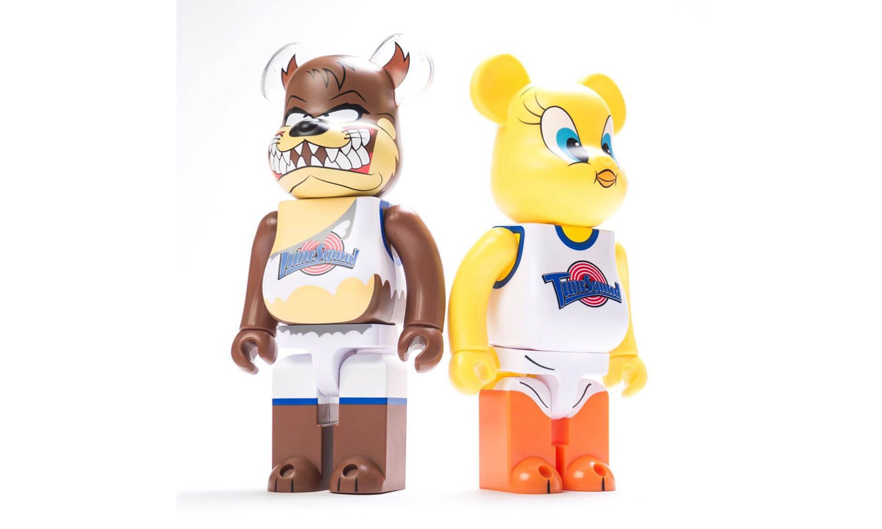 MEDICOM TOY x《Space Jam》BE@RBRICK 玩偶系列发售