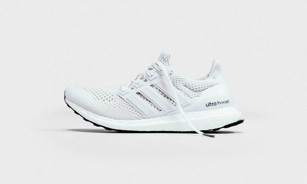 adidas Ultra Boost 1.0「Triple White」迎来再度发售