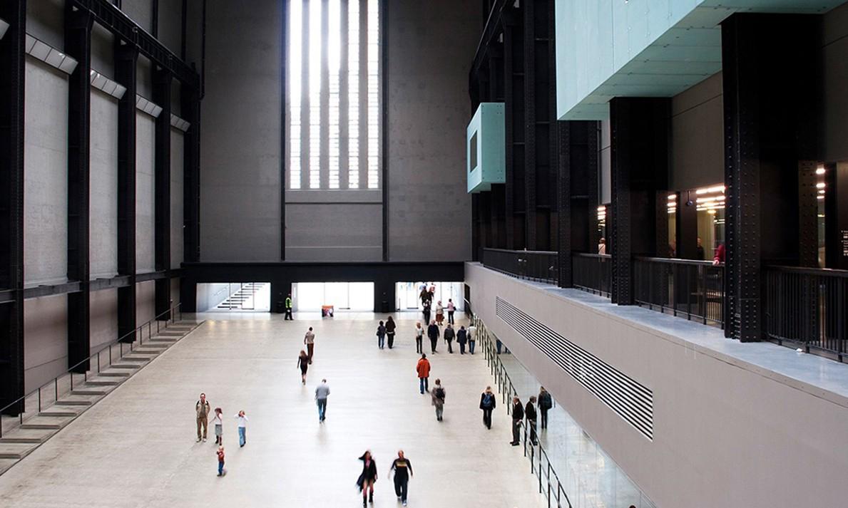 英国泰特美术馆即将重新开放