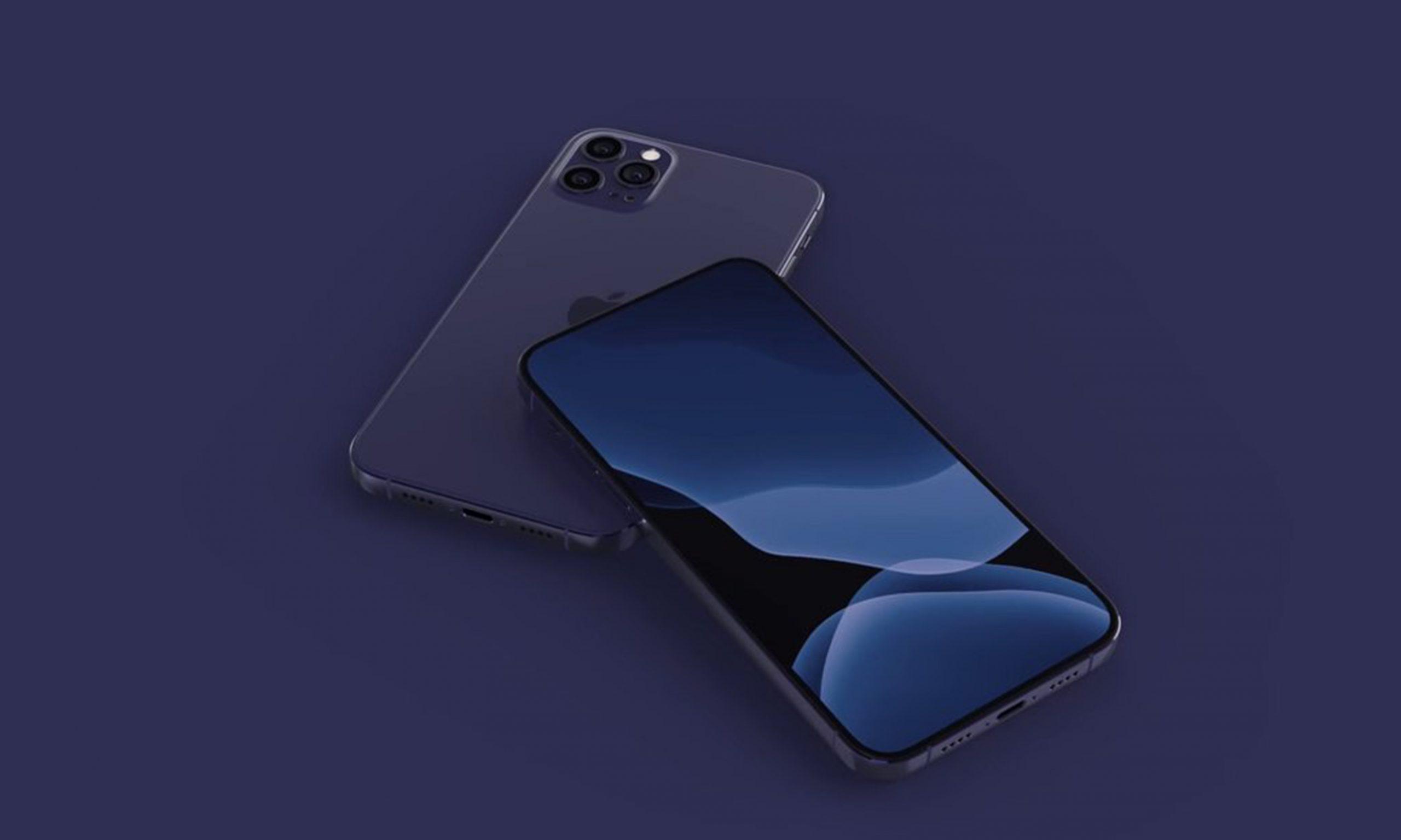 iPhone12 或将推出「Navy Blue 海军蓝」配色