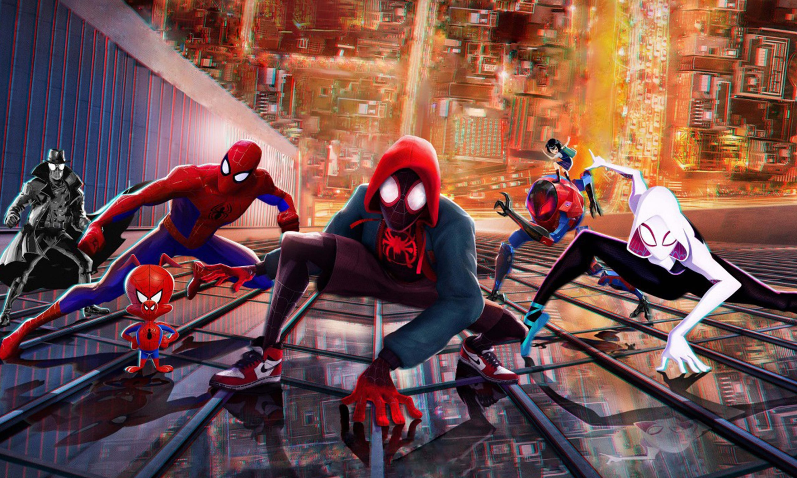 《蜘蛛侠:平行宇宙 》续集开始制作