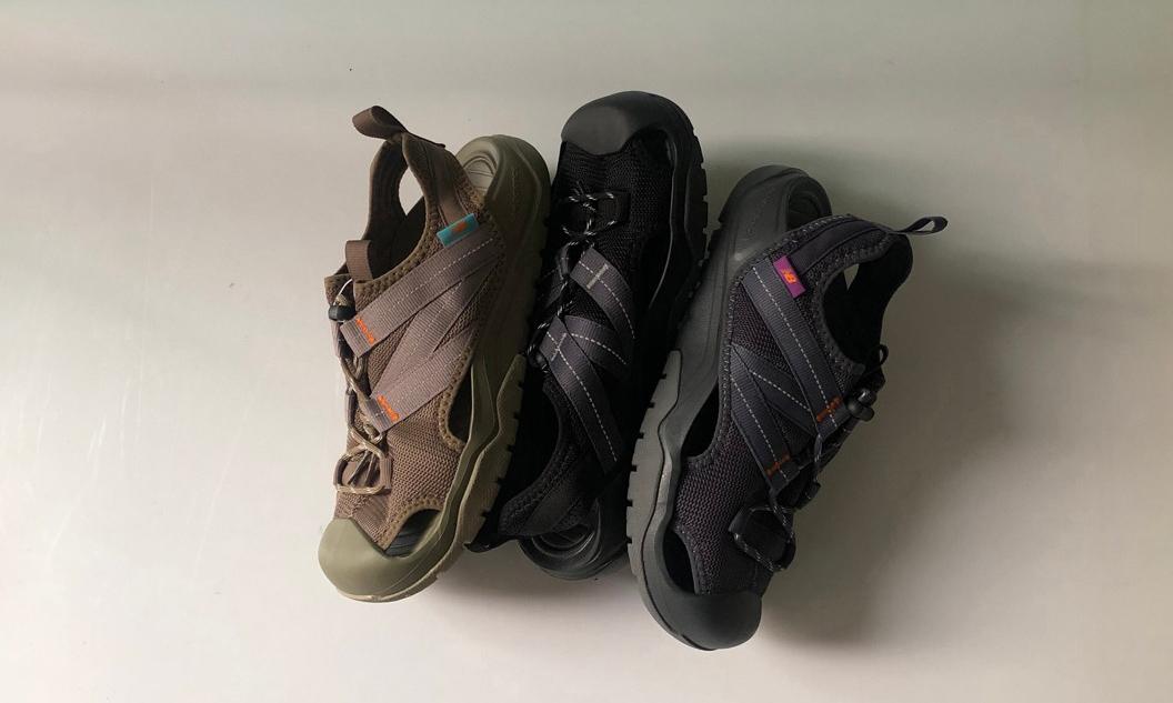 New Balance 发布韩国限定 CRV-COVE 鞋履系列